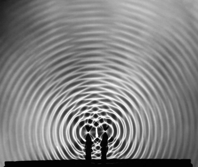 BERENICE ABBOTT | wave patterns